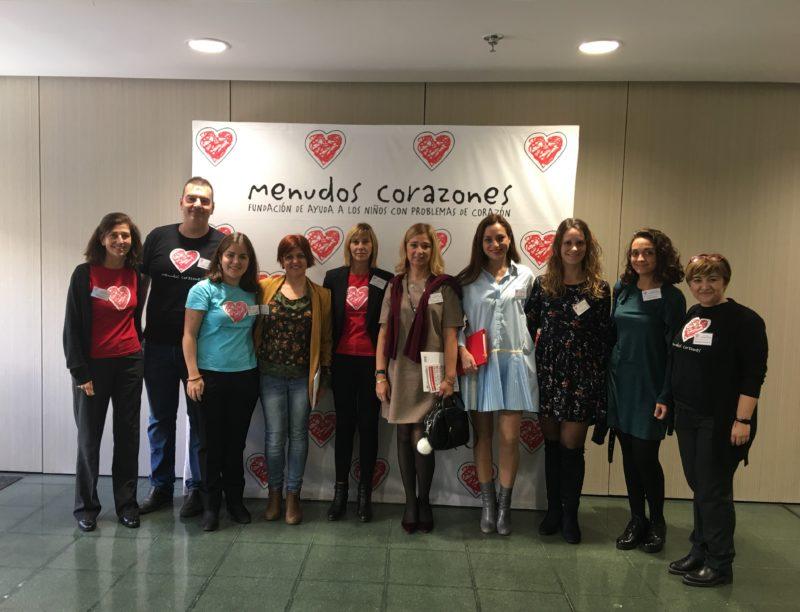Jornadas de la Fundación Menudos Corazones