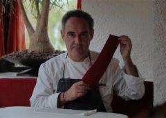 Ferran Adriá corbata