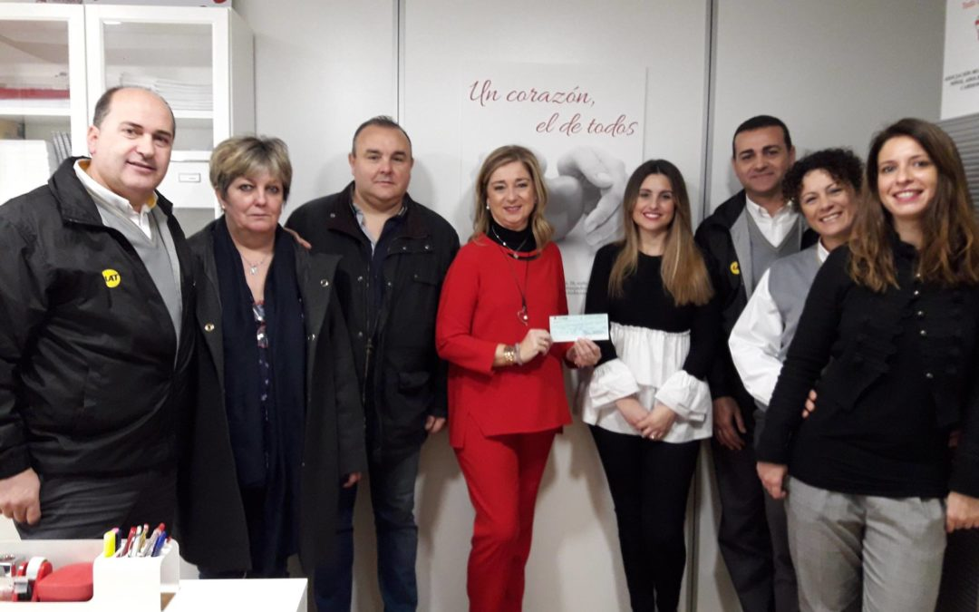 Donativo de AUTOBUSES LAT